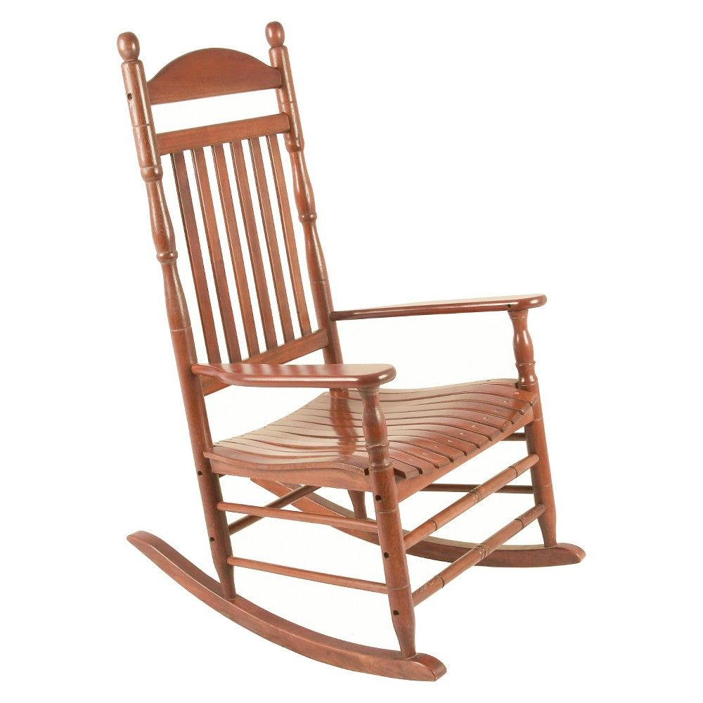 alston traditional porch rocking chair brown products patio rh pinterest com