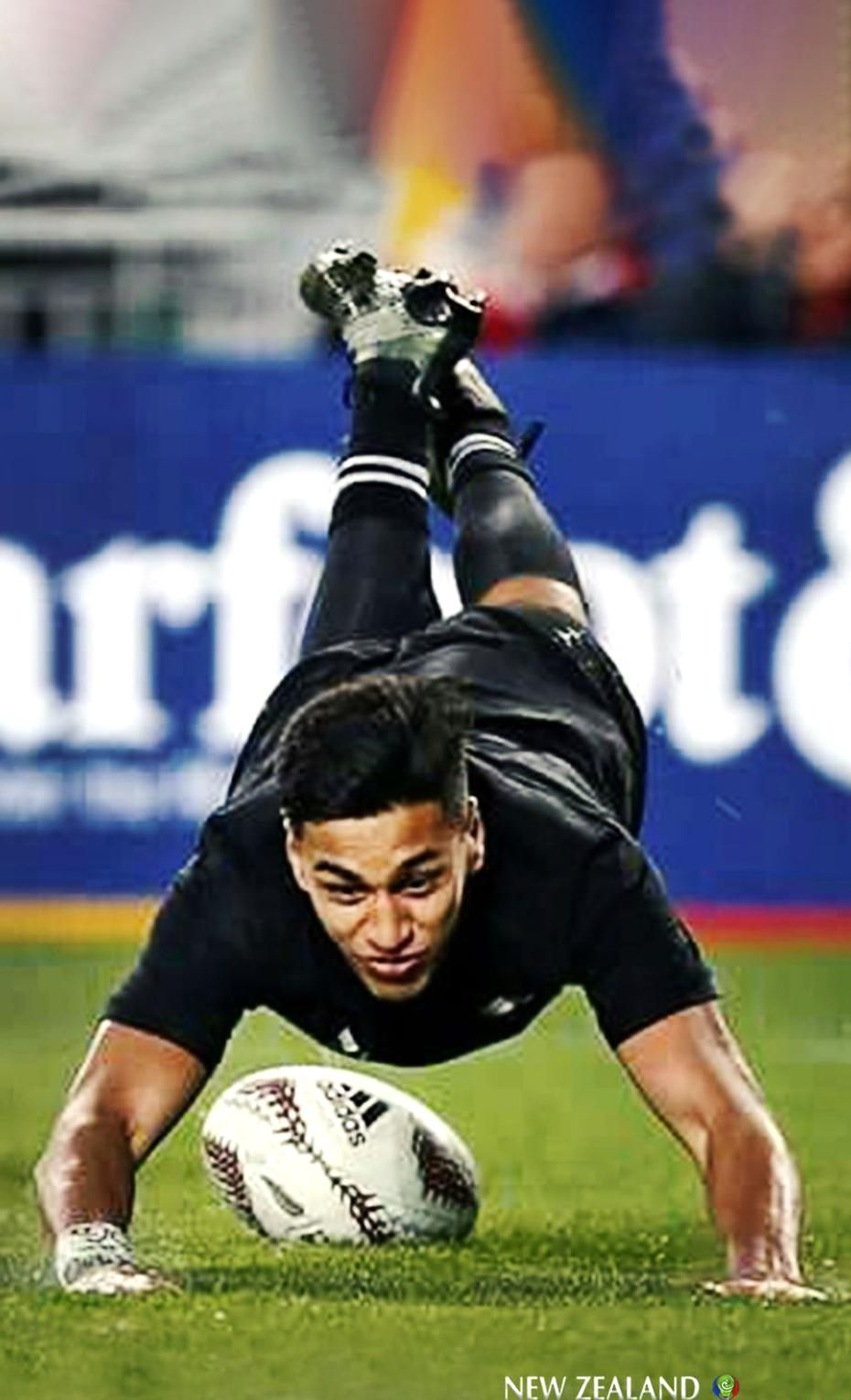 Rieko Ioane Is The Younger Brother Of Mori All Blacks Blues Auckland And New Zealand Sevens Team Mate Akira Ioane In 2020 All Blacks Rugby Nz All Blacks Rugby Players