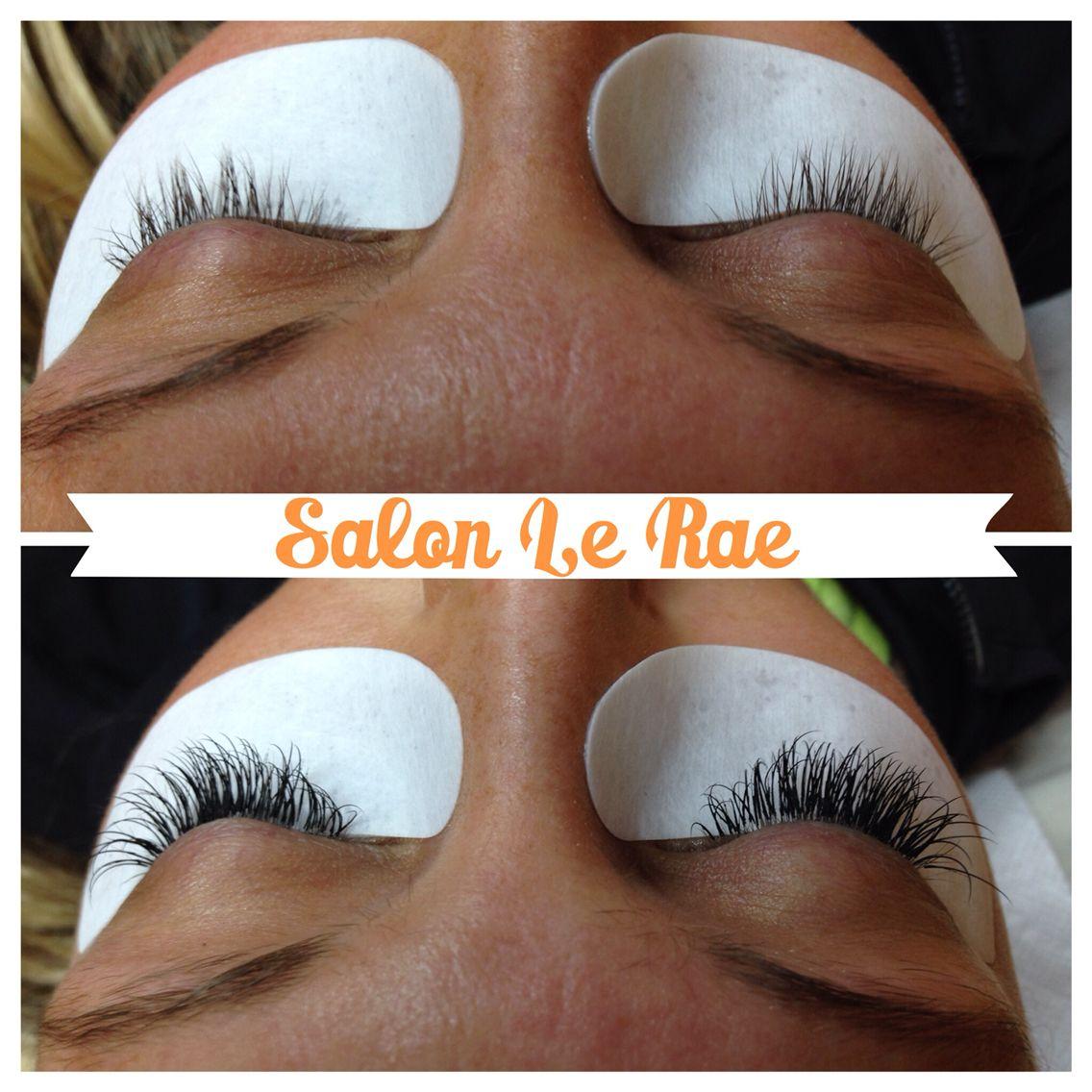 Eyelash Extensions Salonlerae Nova Lash Extensions At