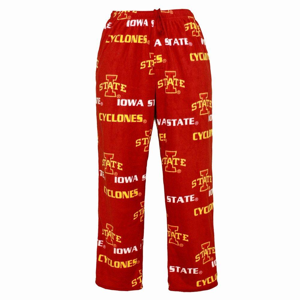 914d7921 Men's College Concepts Iowa State Cyclones Wildcard Fleece Pants ...