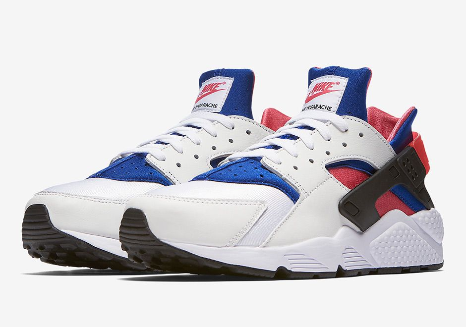 official photos a8db2 14be1 ... the Nike Air Huarache has been one of the best-selling retro sneakers  on the market. The running shoe, designed by Tinker Hatfield and originally  ...