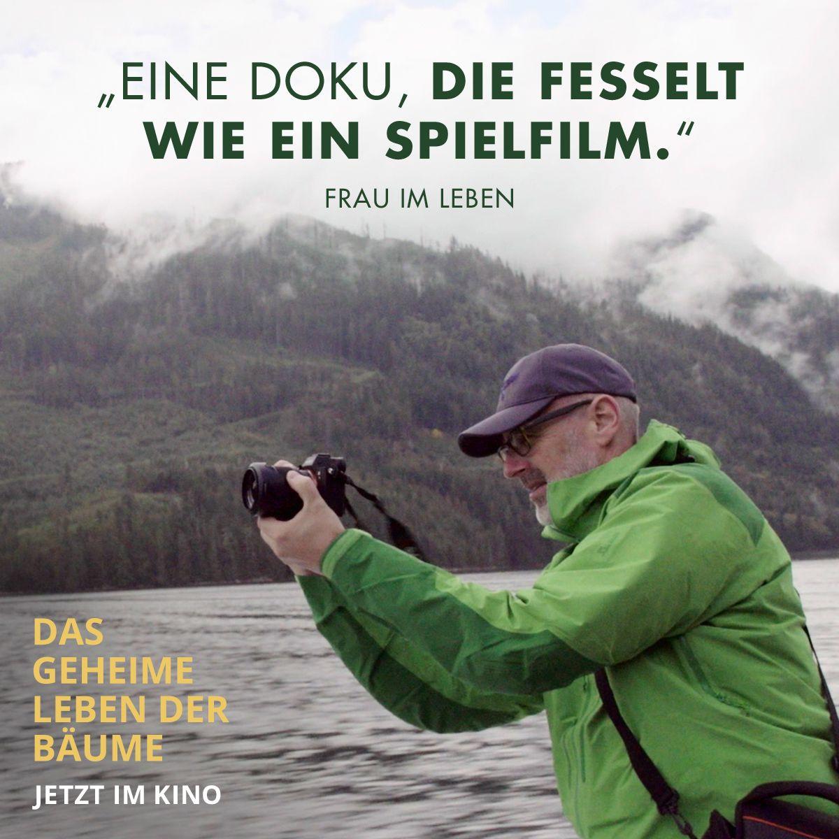 Pin Von Constantin Film Auf Das Geheime Leben Der Baume Constantin Film Filme Und Frau Im Leben