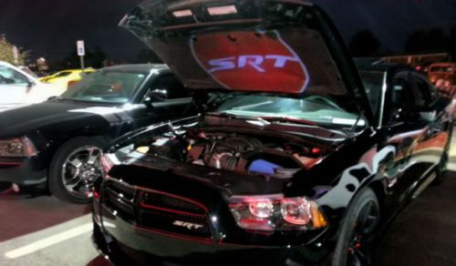 SRT LED Logo Lights from Blackenwolf.com