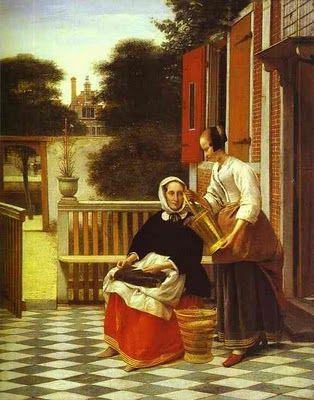 Pintura holandesa del siglo XVII