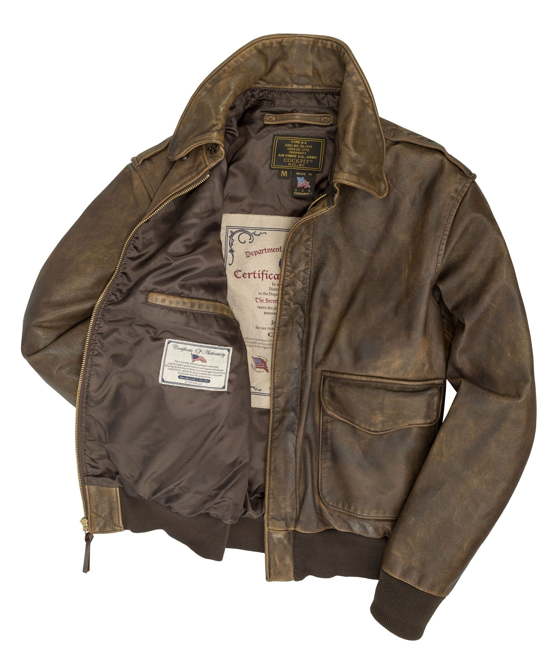 Mustang A 2 Jacket C Cockpit Usa Leather Flight Jacket Mens Jackets Flight Jacket [ 2156 x 1800 Pixel ]