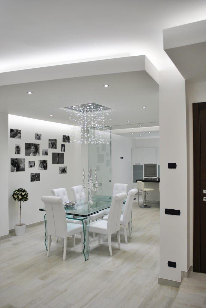 Molo house sala da pranzo in stile di salvatore nigrelli for Sala da bagno design