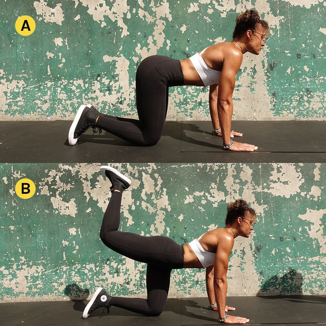 This Barre Workout Will Lift, Firm, And Strengthen Your Butt