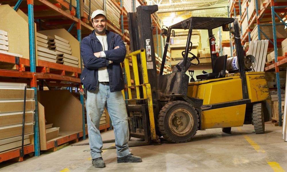 Guide To Getting A Forklift Driving Licence http//www