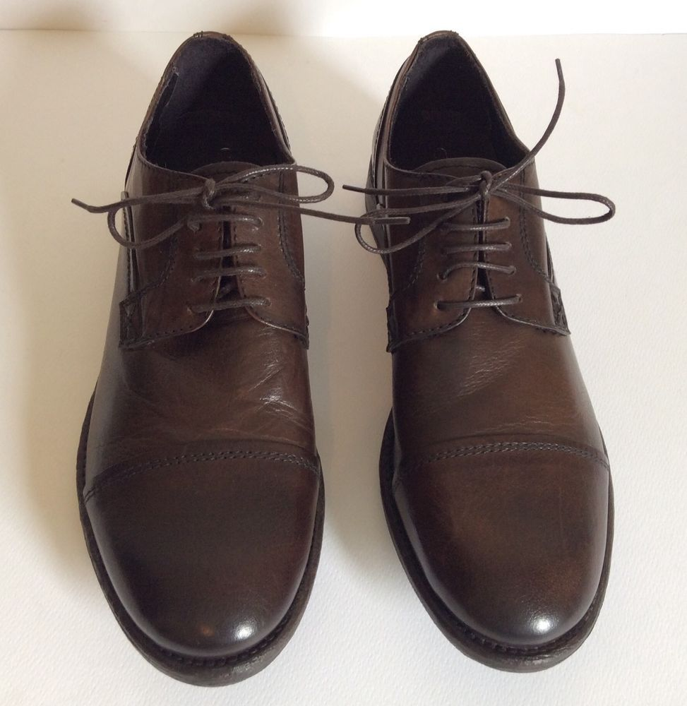 Men/'s Business Formal Oxfords Leather Work Lace Up Brogue Driving Casual Shoes