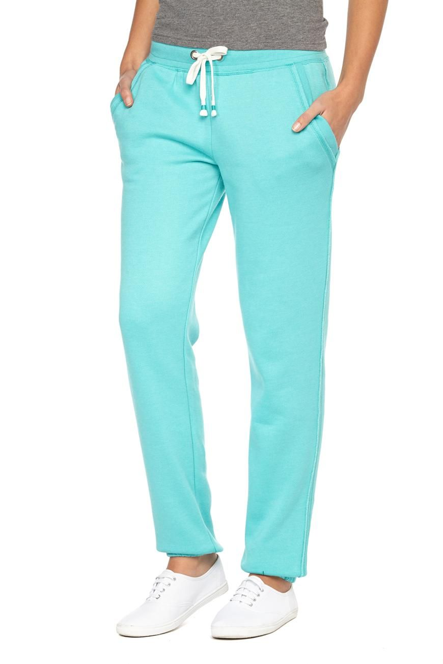 outlet sale special for shoe largest selection of 2019 Turquoise sweatpants | Turquoise Style | Turquoise clothes ...