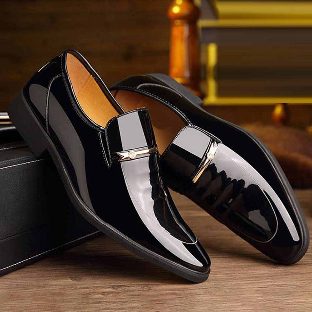 zwarte nette schoenen heren