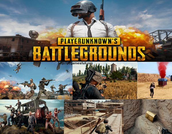 PUBG Game Download Free Full Highly Compressed Online For