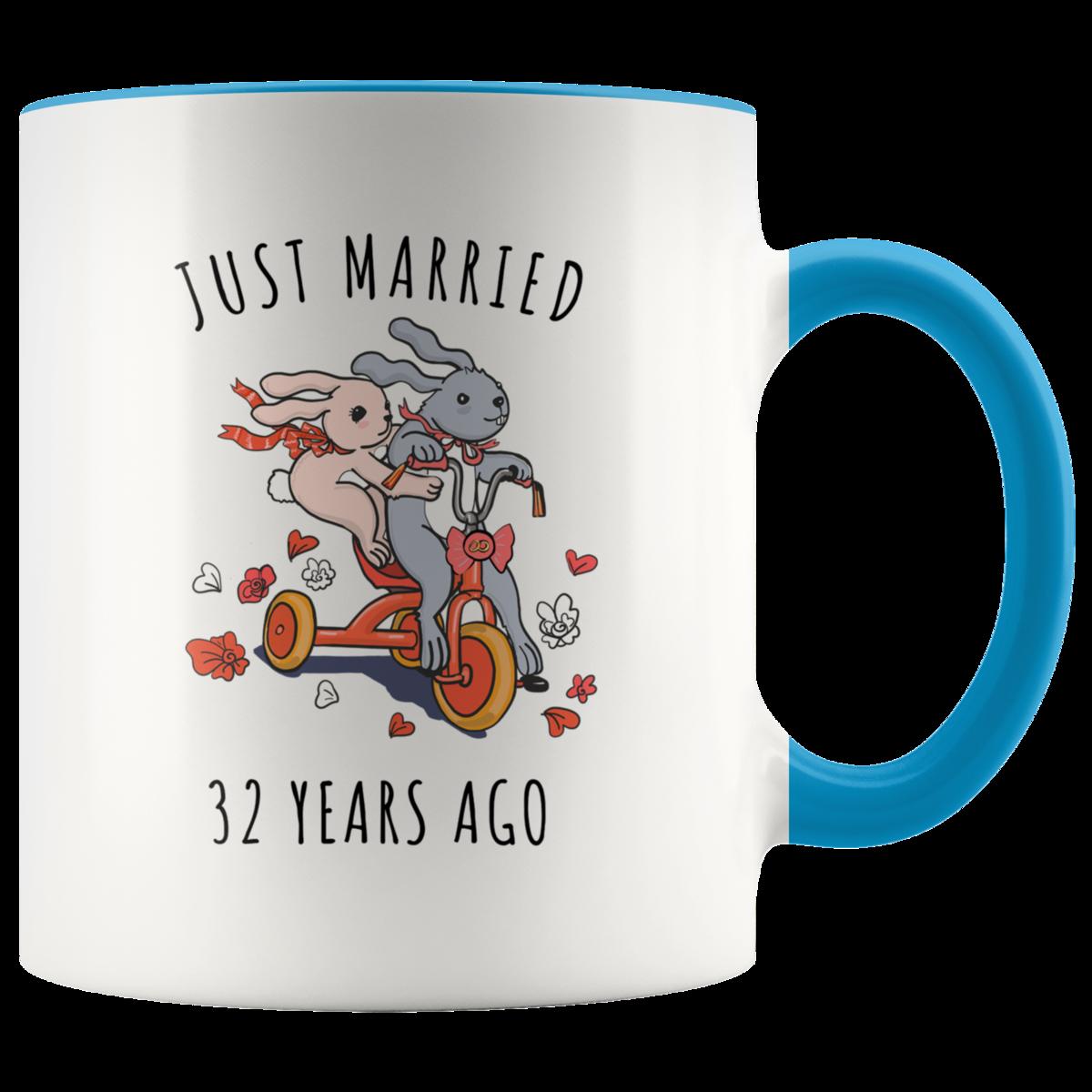 32nd Wedding Anniversary Gift