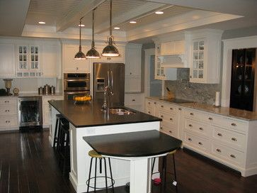 Remodeled Whole House traditional kitchen