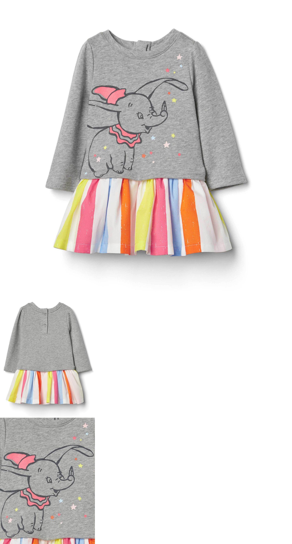 Socks Gap Baby Girls Disney Baby Dumbo Graphic Dress 18 24