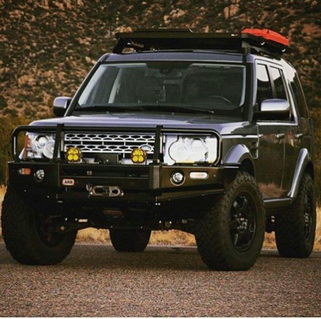 Land Rover Lr4 Winch: LR3 LR4 Off-road Camping