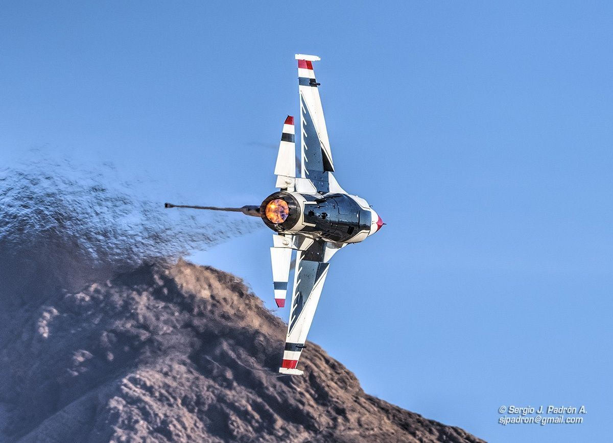 Thunderbirds by Sergio J. Padrón A. on 500px (With images