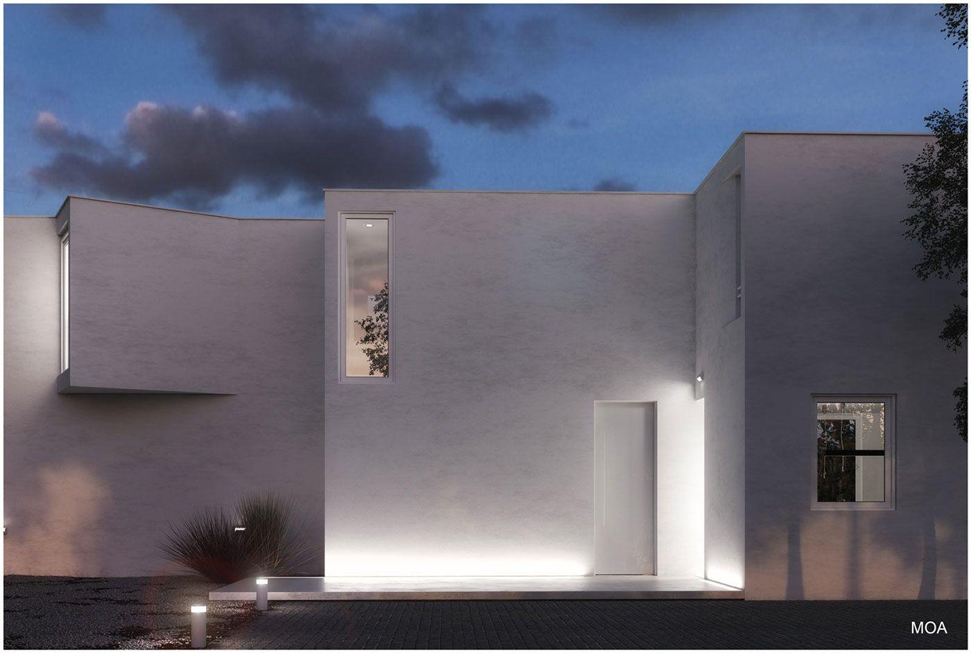 Casa Pietro - MOA on Behance