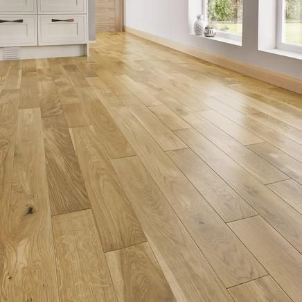Soild Oiled Oak Howdens Approx 25 Sqm The Cottage Pinterest