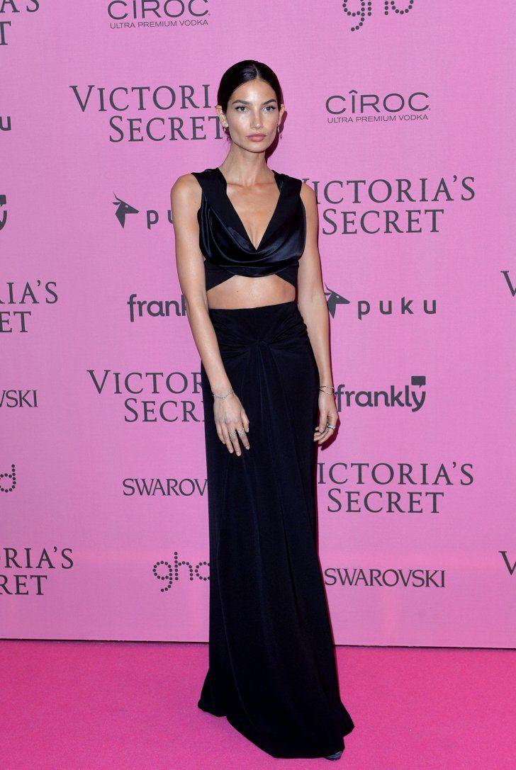Lily Aldridge   Modelo y Vestiditos