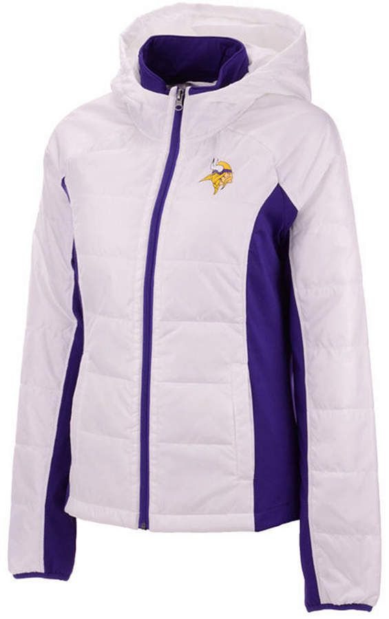 big sale 24e5b 98c11 Women's Minnesota Vikings Defense Polyfill Jacket in 2019 ...