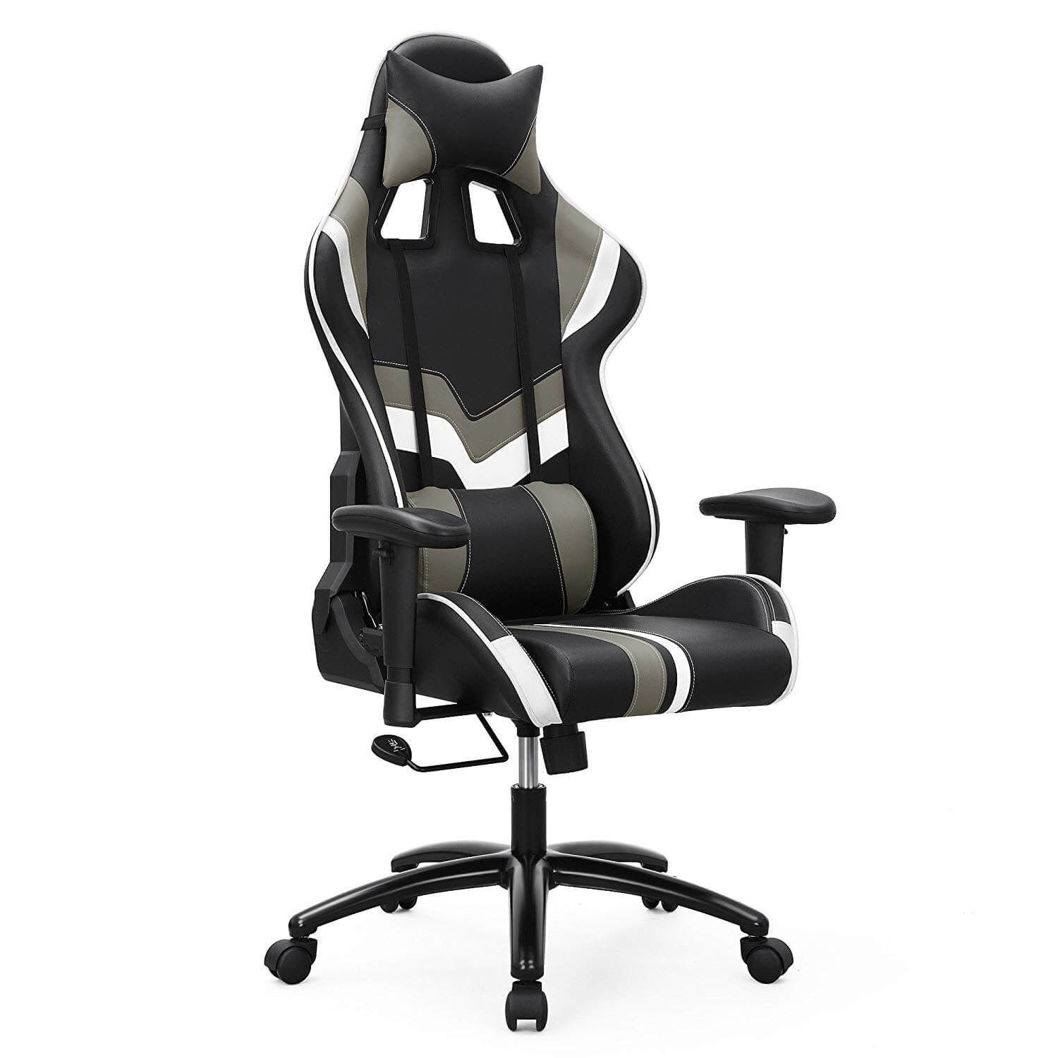 Songmics office chair gaming chair executive chair with armrests