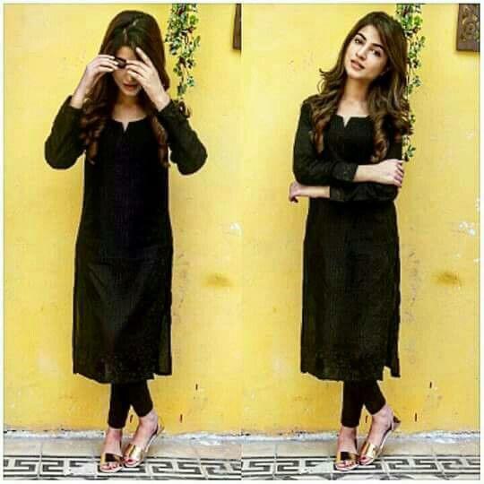 Stand Collar Neck Designs For Salwar Kameez : Pin by prajna sunkara on dresses t kurti patterns