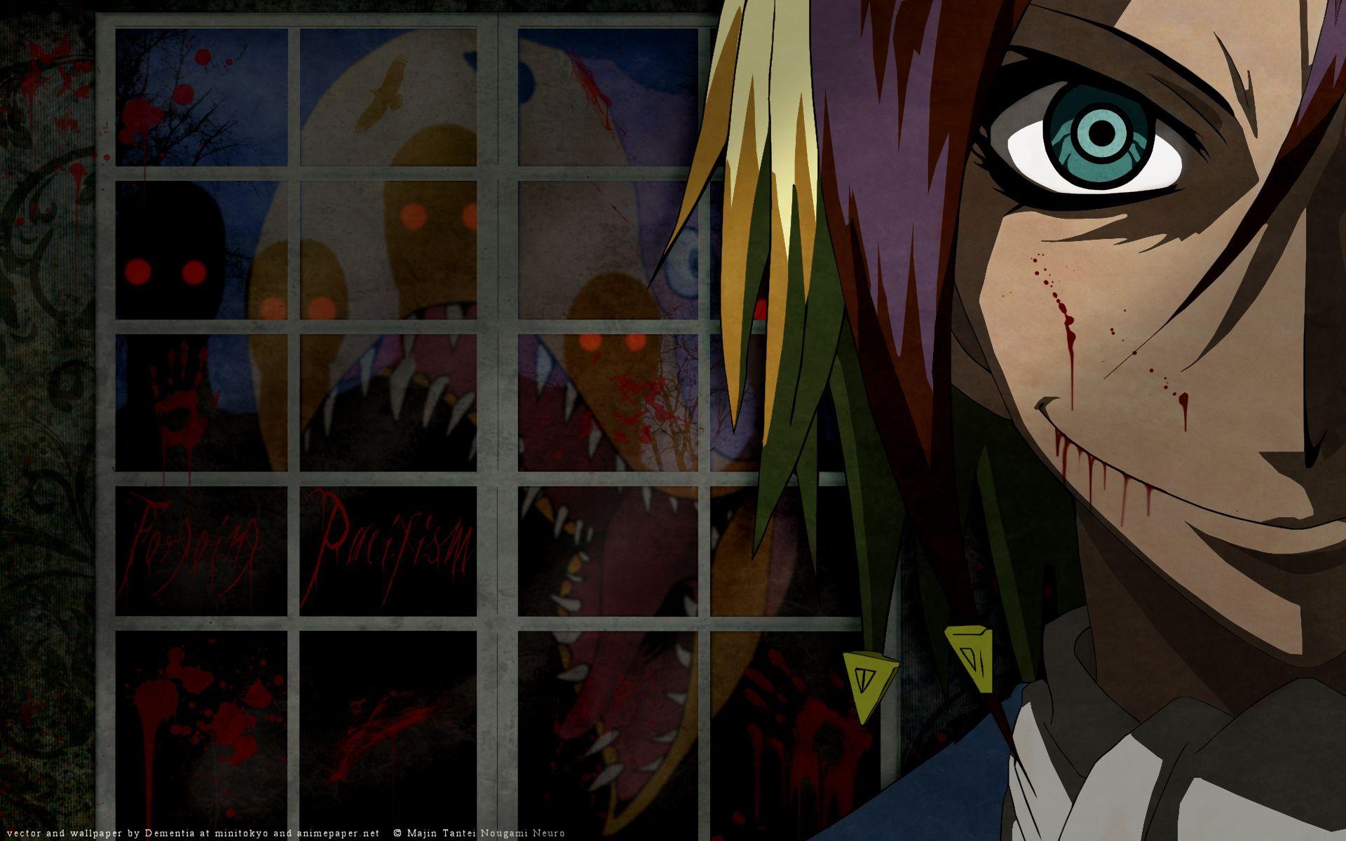 Majin Tantei Nougami Neuro Wallpaper Zerochan Anime Image Board Anime Neuro Anime Images
