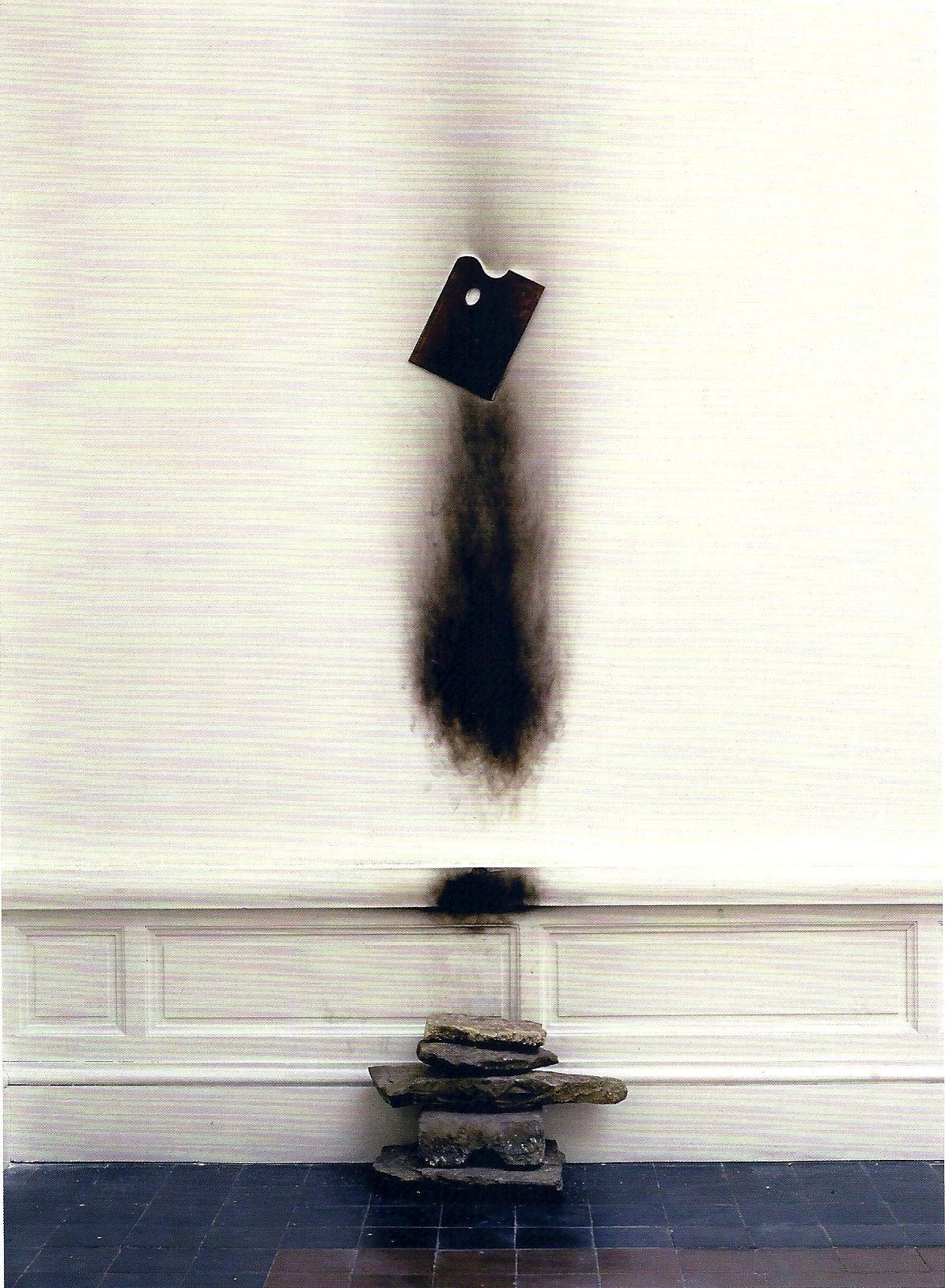 Jannis Kounellis - Directing/What's left behind