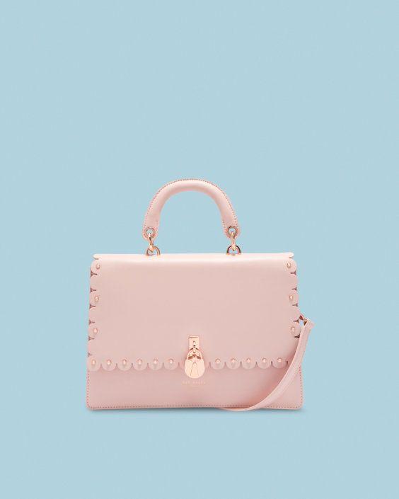 Wide Lock Clutch, Miss Selfridge | Väskor, Accessoarer, Kvinna