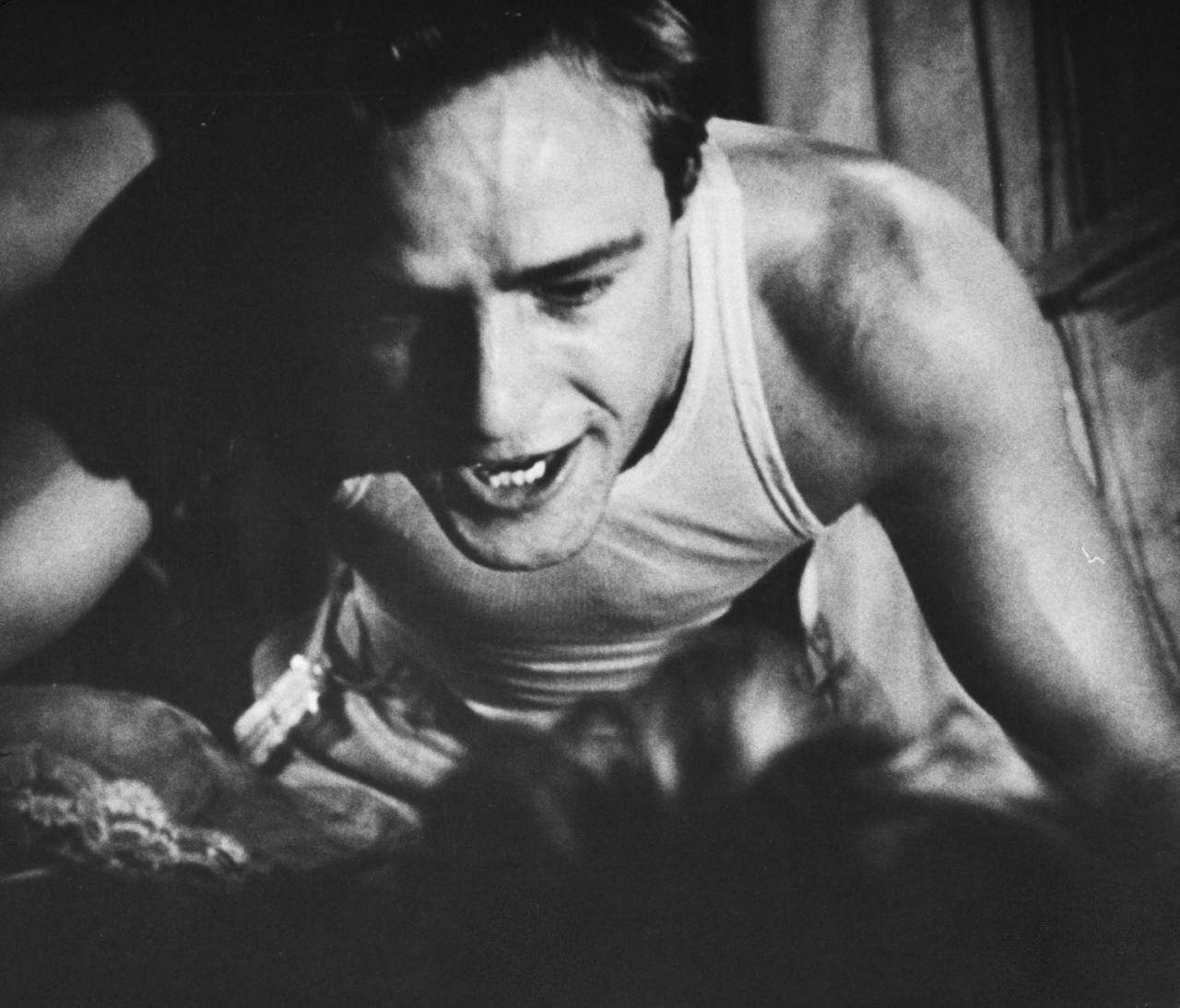 marlon brando more than a contender black people african a streetcar d desire