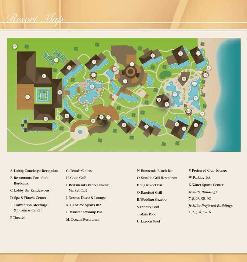 Secrets Akumal Resort Map ~ Unlimited Vacation Club | Riviera Maya ...