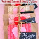 Valentine's Treat Tubes - Echoes of Laughter