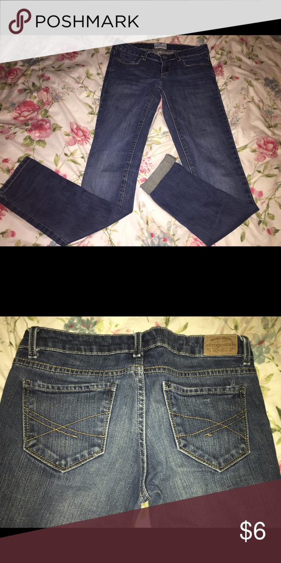 de0b1a7c980 Aeropostale Ultra Skinny Aero ultra skinny Ashley size 1/2 Regular. Great  condition. No tears, stains, or frays. Aeropostale Jeans Skinny