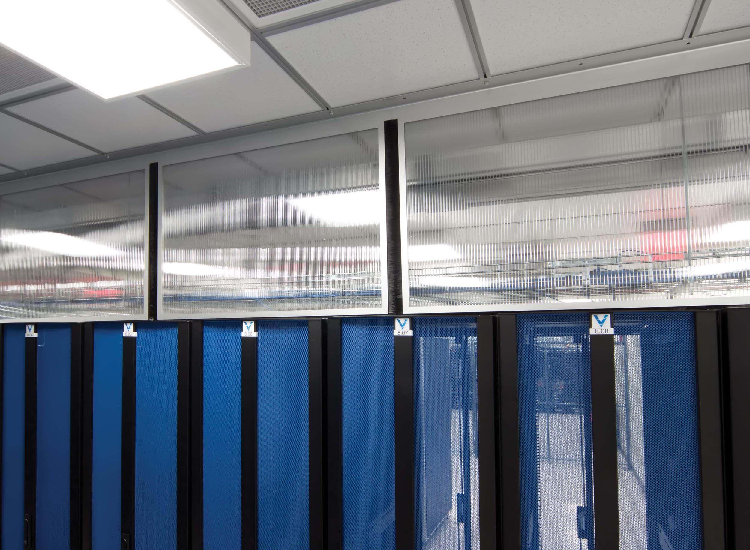 Data Centers | Gordon, Inc. | DG 1.5 | DataCEL Containment ...