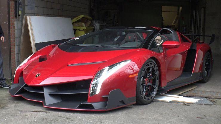 20 Rare Supercars Less Than 10 People Own Lamborghini Veneno Super Cars Lamborghini