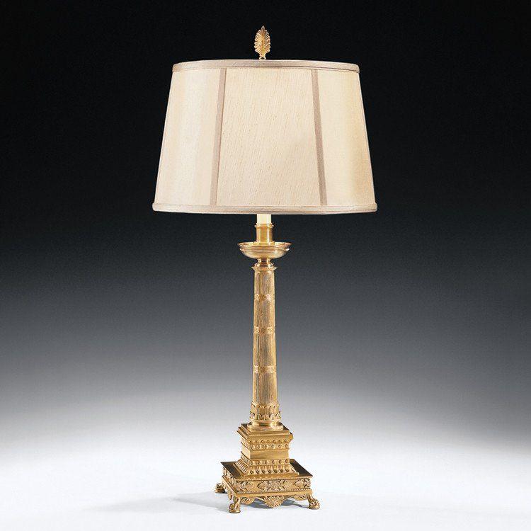 Decorative Crafts Suffolk Brass Table Lamp 5416 Brass Lamp Brass Table Lamps Table Lamp