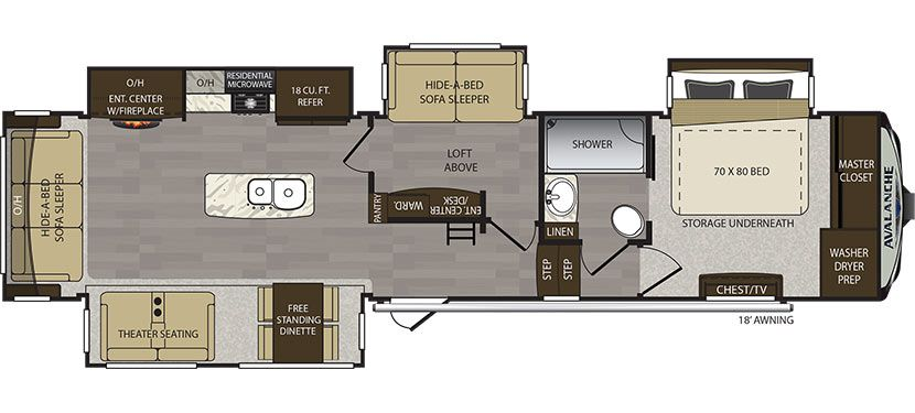 Astonishing Pin On Rv Layouts With Craft Room Interior Design Ideas Gentotryabchikinfo