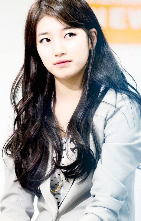 Bae Suzy Loose Hairstyles Hair Styles 2014 Long Hair Styles