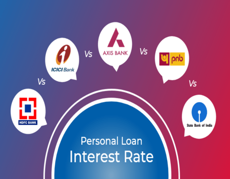 Compare All Banks Personal Loan Interest Rates In 2020 Personal Loans Loan Interest Rates Loan