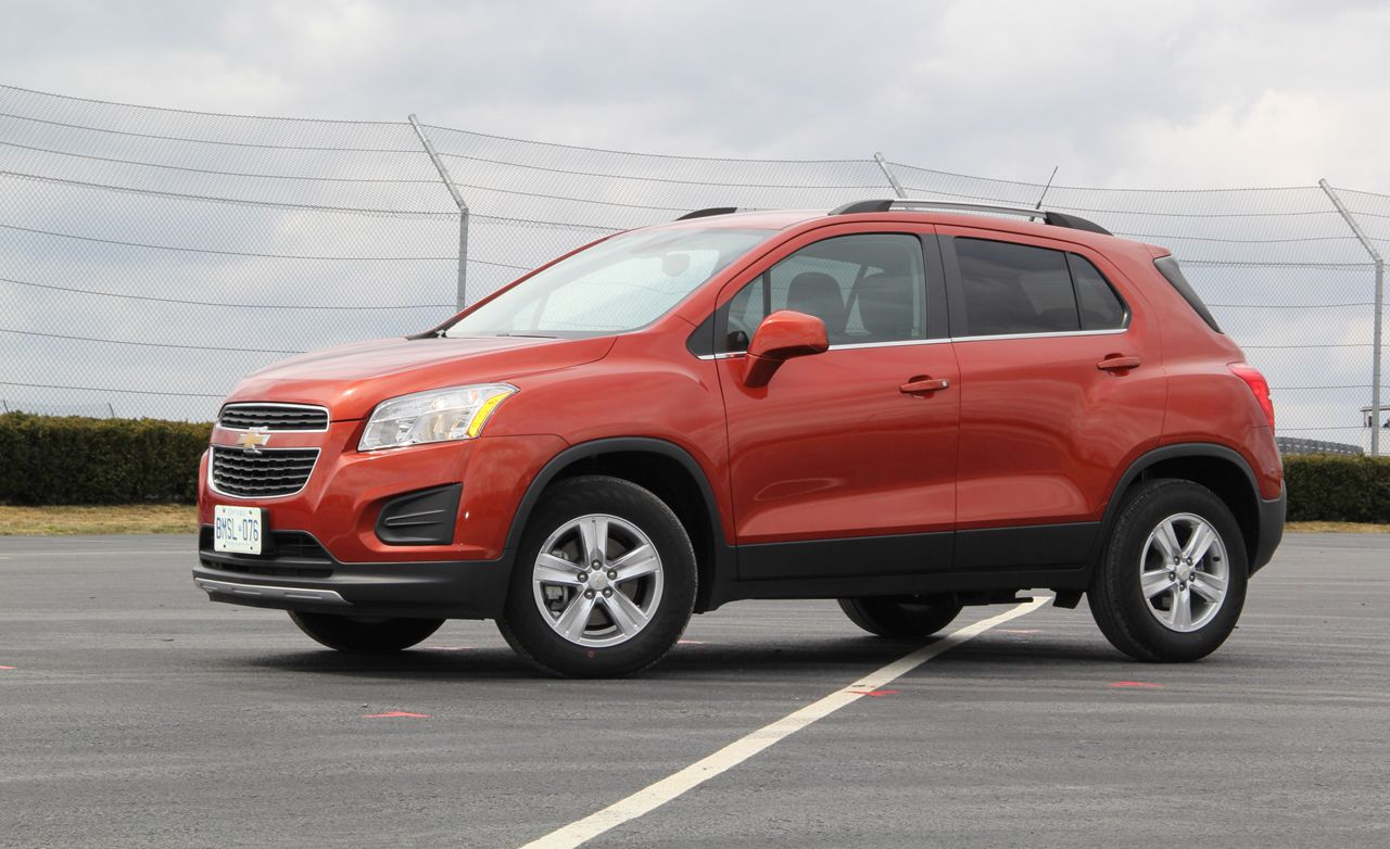 2020 Chevrolet Trax Review Pricing And Specs Chevrolet Trax