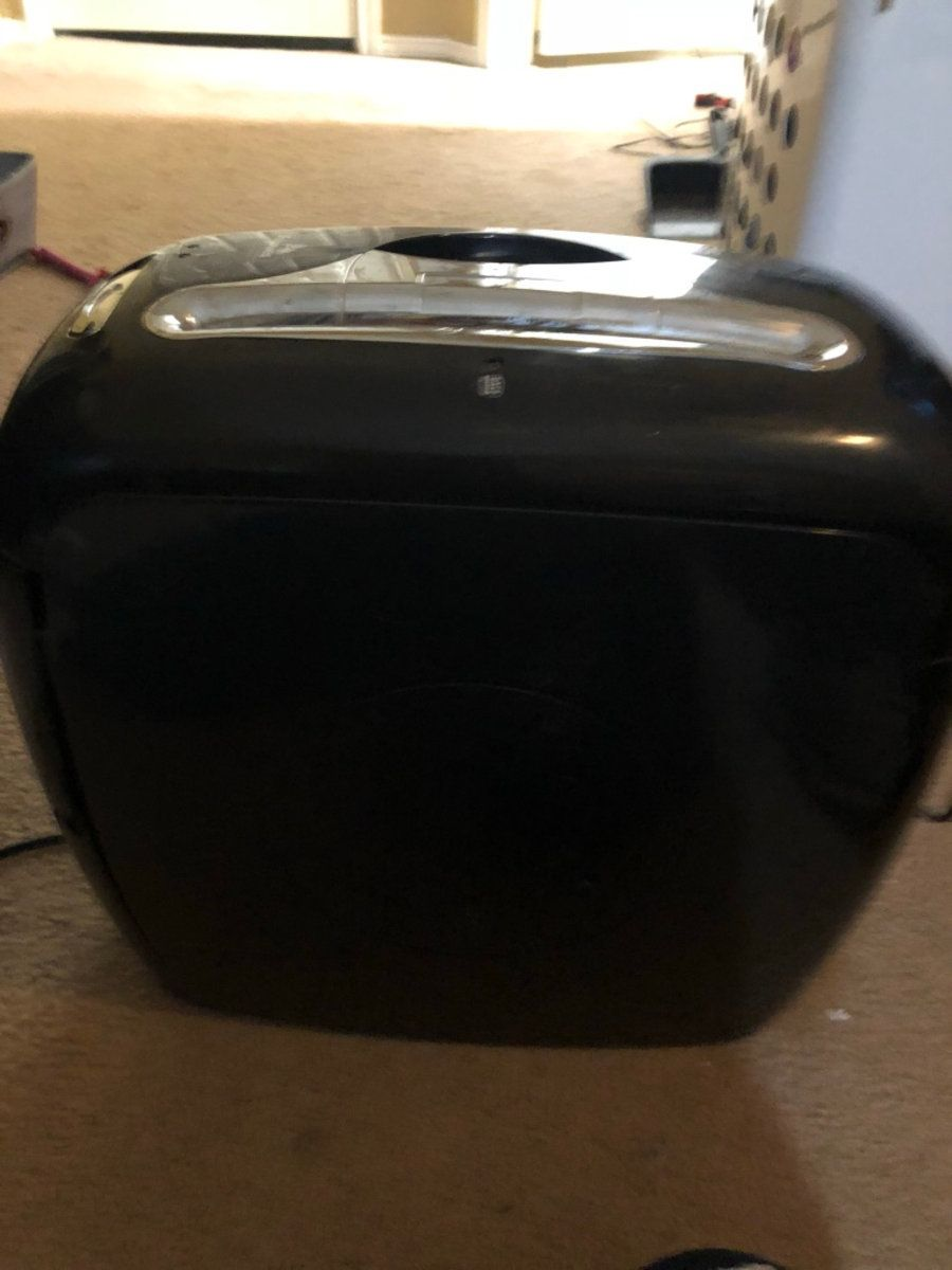 Used Fellowes Paper Shredder in Fort Worth Paper