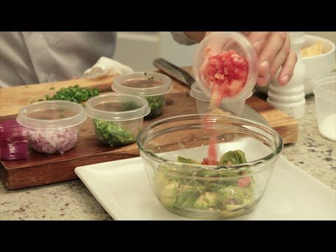 Cooked: How to make the perfect guacamole
