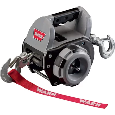 Warn Drill Powered Winch 500Lb. Pulling Capacity, Model