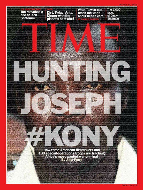 Kony 2012 Invisible Children Health Words The Warlord