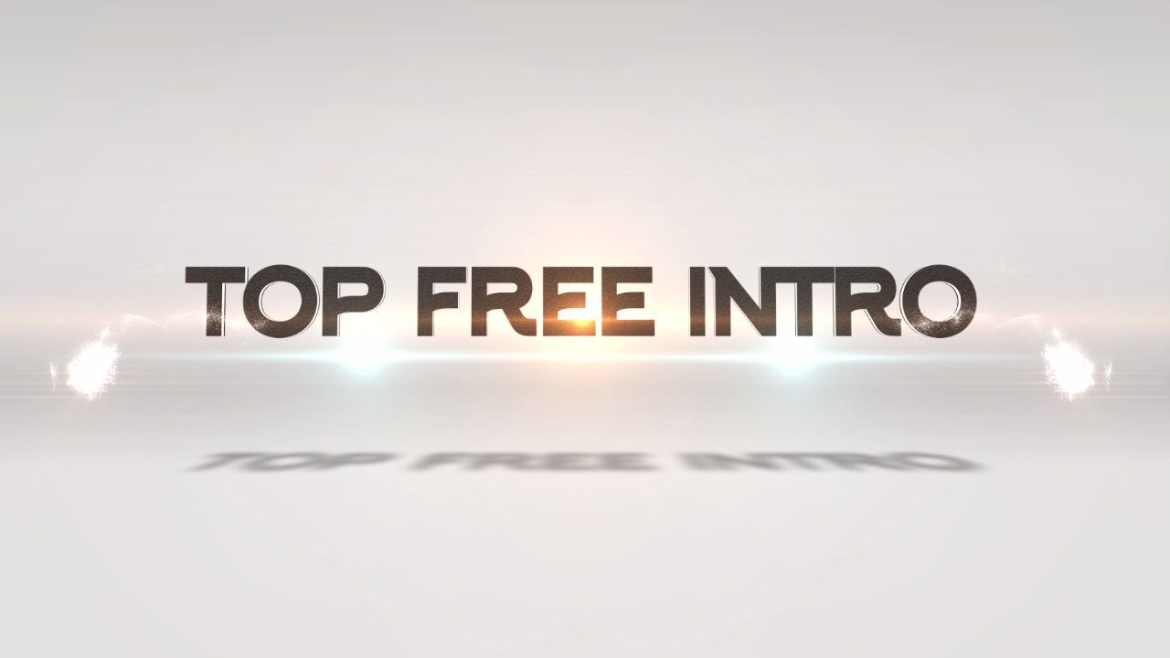 Free After Effects Intro Template: Hi everybody, here you can ...