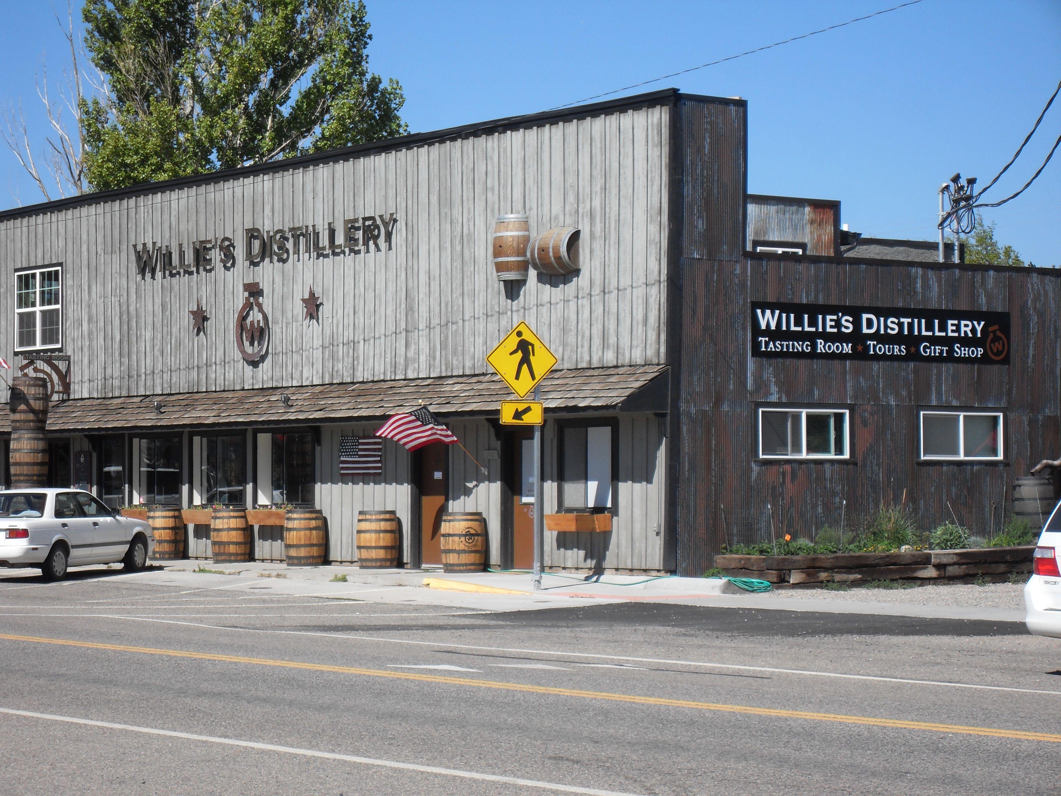 Willie's Distillery in Ennis