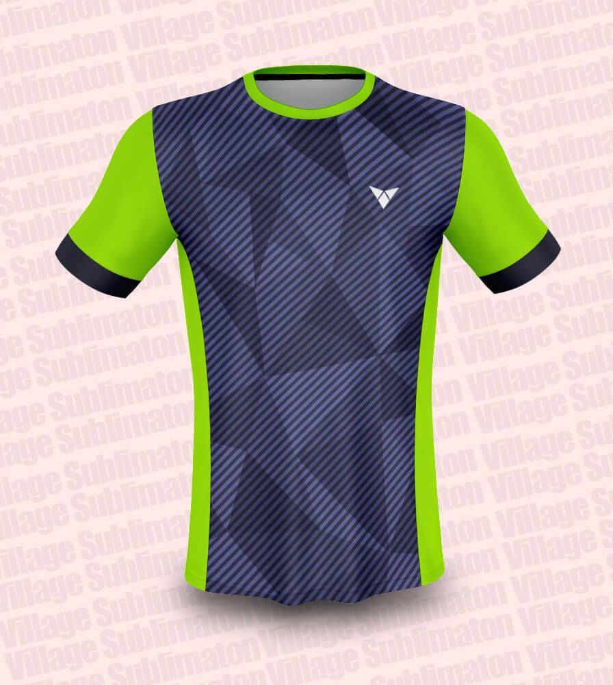 Download Hey Check This Grey And Green Triangle Stripes Soccer Jersey Design Rs 150 00 Https Buyjerseydesign Com Index Php Opt Jersey Design Soccer Jersey Jersey