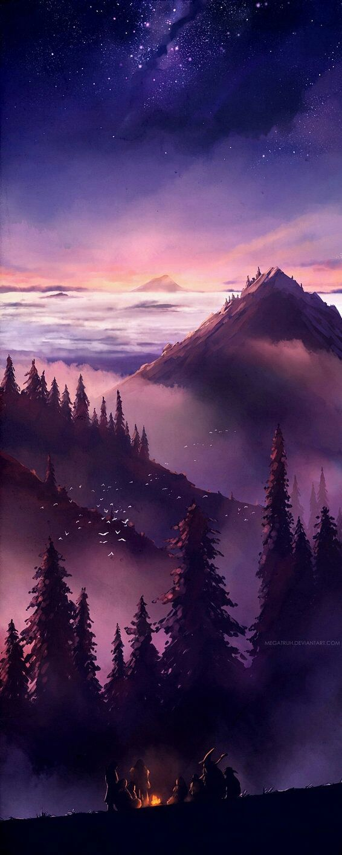 The Hobbit #landscapepics