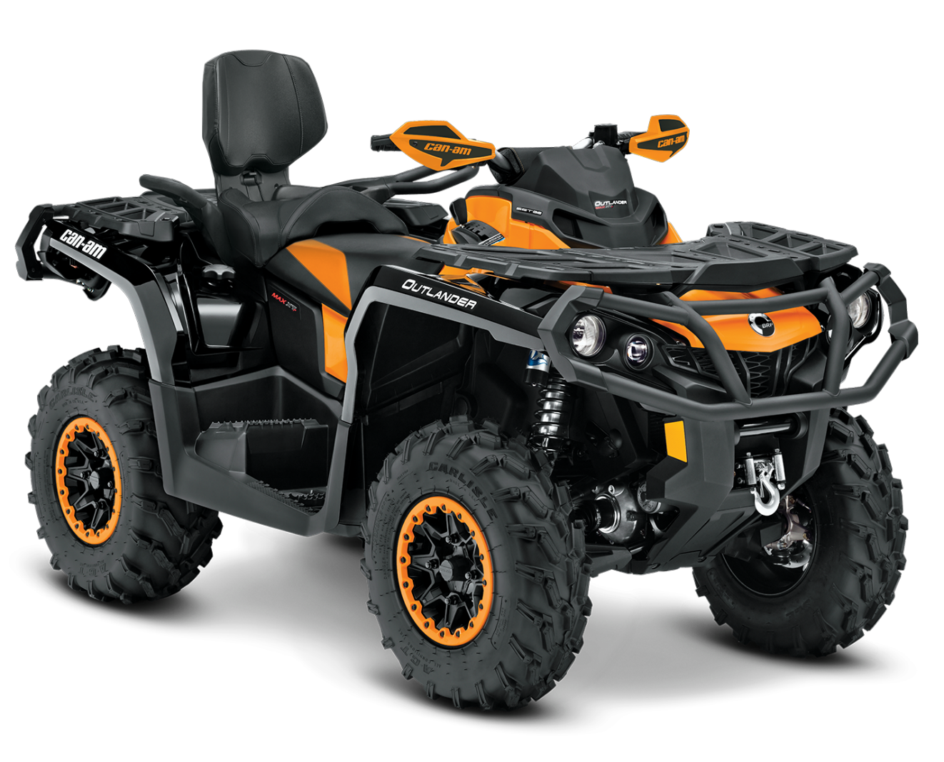 New 2015 can am outlander max xt p atvs for sale in new hampshire 2015 can am outlander max xt p loaded with features including an upgraded suspension and